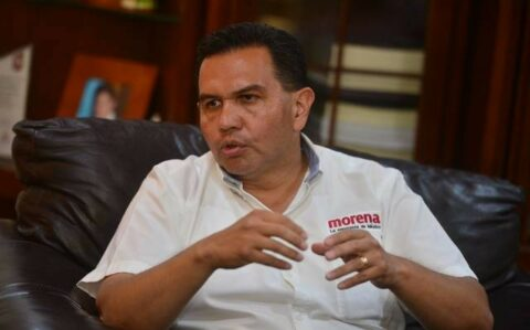 Solicita cruz Pérez Cuéllar al gobierno de Chihuahua informe sobre afiliación al IMSS del personal del CECYTECH