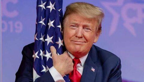 Reitera Trump que no quiere tropas de EU en Medio Oriente