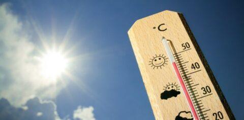 Se prevén 43 Oc máxima y mínima de 28 Oc