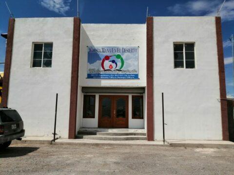 La Iglesia Mana en El Deserto celebra su XVI aniversario