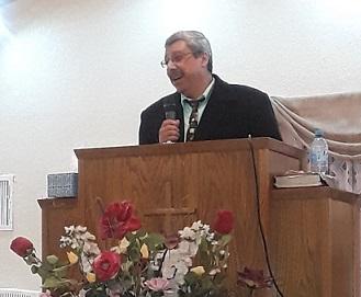 Examíname oh Dios: Pastor Joel Moreno Ponce