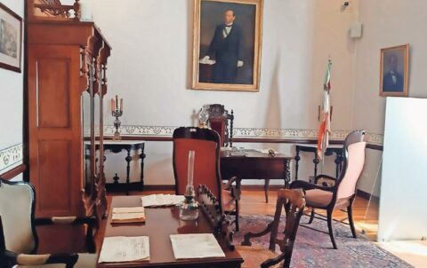 Hace 145 años, Benito Juárez llegó a Chihuahua para dirigir el país