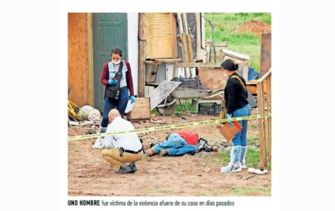 Preocupa a chihuahuenses aumento de violencia