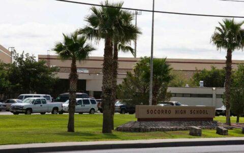 Tiroteo en El Paso deja dos heridos; Socorro High School está bajo resguardo