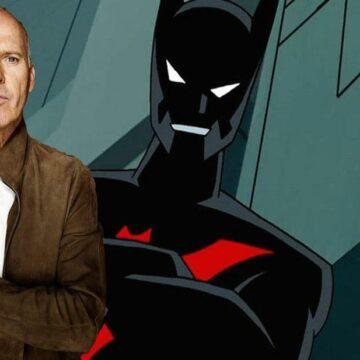 Michael Keaton podría resurgir de la 'baticueva' en 'Batman beyond'