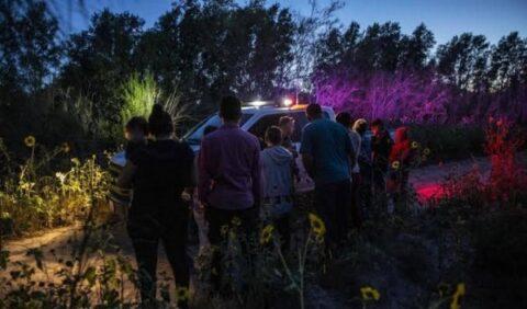 Captura la patrulla fronteriza a presunto contrabandista de personas en Presidio Texas