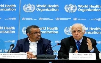 OMS retrasará 'alerta sanitaria internacional' por coronavirus