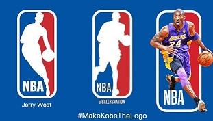 Aficionados piden crear nuevo logo de la NBA con silueta de Kobe Bryant