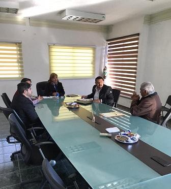 Se reunió la alcaldesa de Ocampo con autoridades del sector salud de Cuatro Ciénegas