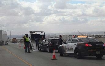 Suicida salta de puente elevado en El Paso