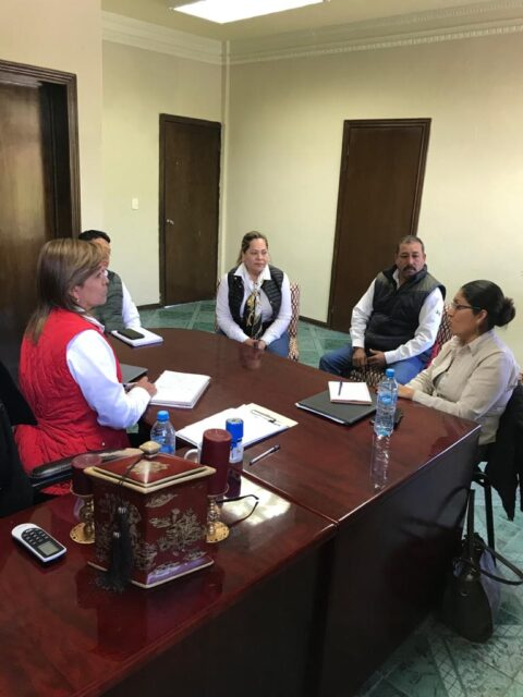 Proyecta la Empresa First Majestic apoyos a comunidades del municipio: LMSF