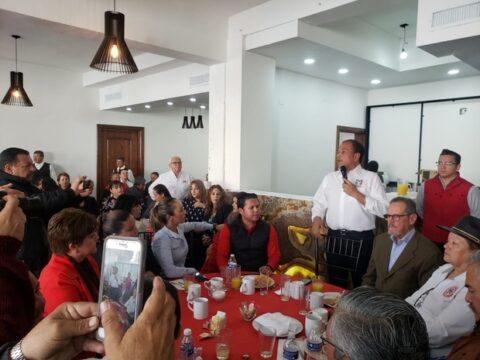 Realiza CDE del PRI en Camargo Segunda Reunión Distrital de Unidad Partidista