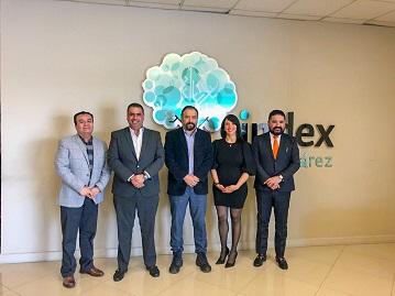 Alcalde Alfredo Lozoya e INDEX unen esfuerzos en defensa de los trabajadores.