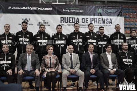 Selección Mexicana de Básquetbol, lista para enfrentar a Bahamas
