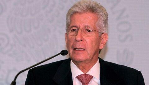 Gerardo Ruiz Esparza, extitular de la SCT, sufre infarto cerebral