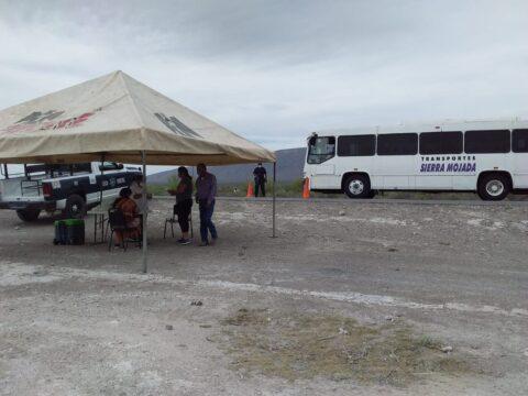 Aplican medidas preventivas en Laguna del Rey por COVID-19