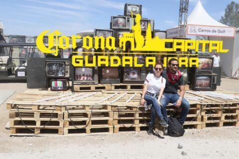 Posponen Corona Capital Guadalajara