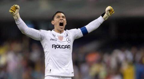 Busca Rayados el regreso de Hugo González