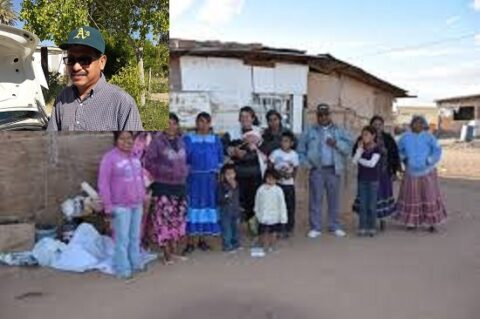 El total de los niños tarahumaras son analfabetas en Ojinaga: Pastor Ventura Bautista