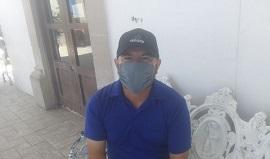 Se continúa trabajando con el mariachi perla del desierto desde el hogar: Efraín Lujan