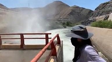 Ojinaga está en riesgo de quedarse sin agua