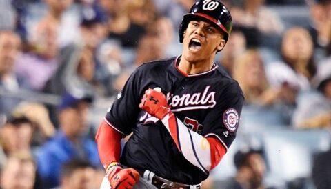 Abrirán Nats y Yanquis la temporada de la MLB