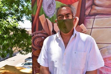 El Municipio entregará en julio un nuevo mural: Cayetano Girón.