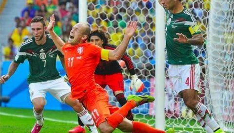 Se cumplen seis años del #NoEraPenal del Holanda vs México