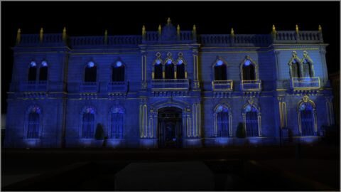El 14 de julio con innovadora proyección digital se  festejará el 389 aniversario de la fundación de Parral.
