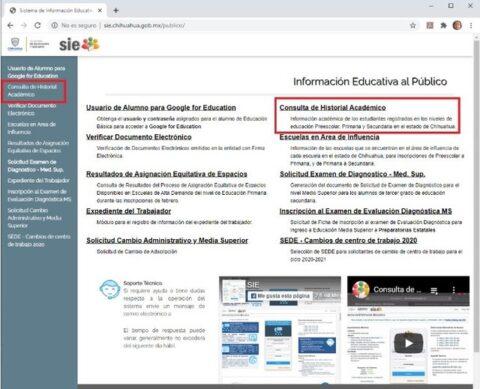 Habilita Educación consulta en Internet para boleta de calificaciones