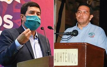 Liga Corral a Pérez Cuéllar con Duarte; es una vil calumnia, responde senador