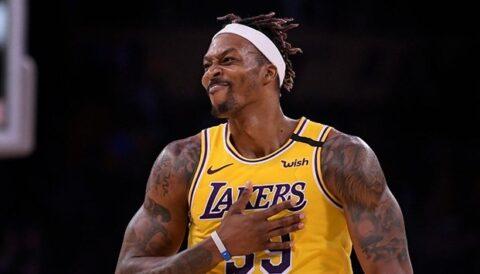 Dwight Howard sí estará con los Lakers en reanudación de NBA