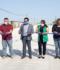 Inaugura el Alcalde Martín Sánchez pavimentación de acceso al Fraccionamiento Pegüis