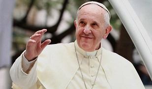 El papa Francisco respalda las uniones civiles entre homosexuales por primera vez