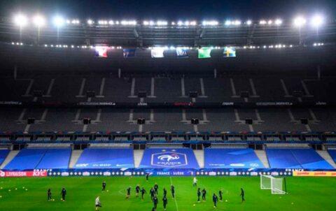 Afición no volverá a los estadios en Francia antes de 2021