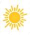 Se prevén 29 Oc máxima y mínima de 08 Oc