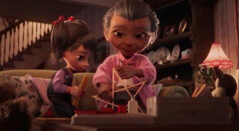Este es el emotivo corto navideño de 2020 que lanzó Disney