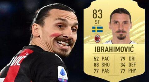 Pidió Zlatan a FIFA retirar su imagen de videojuegos