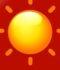 Se prevén 18 Oc máxima y mínima de 04 Oc