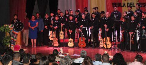 Video: El mariachi municipal Perla del Desierto presenta Fallaste Corazón