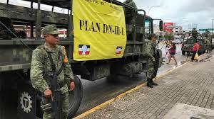 Personal Militar lleva a cabo el Plan DN-III-E por Temporada Invernal.