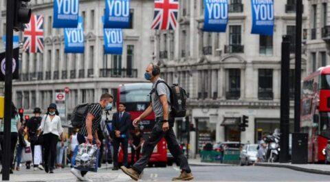 Reino Unido levantará restricciones por Covid-19 en junio