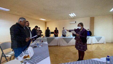 Presidirá la alcaldesa Luisa Alejandra Santos Cadena, el SIMAS