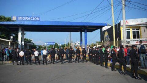 México cierra fronteras con Guatemala y Belice a partir del 19 de marzo por Covid-19