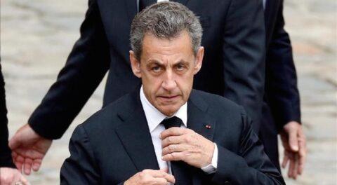 Condenan a prisión Nicolas Sarkozy, expresidente de Francia