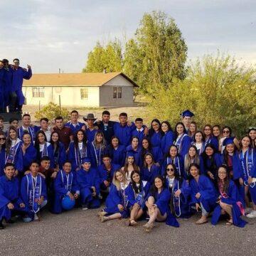 Hoy Presidio High School entrega una generación más de estudiantes a la comunidad
